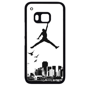 Air Jordan UptownPhonecase Cover Case For HTC One M7 HTC One M8 HTC One M9 HTC ONe X - tatumcase