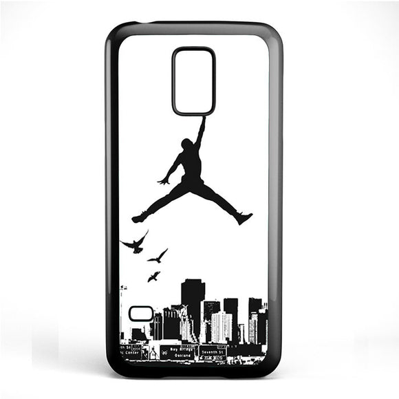 Air Jordan Uptown Phonecase Cover Case For Samsung Galaxy S3 Mini Galaxy S4 Mini Galaxy S5 Mini - tatumcase