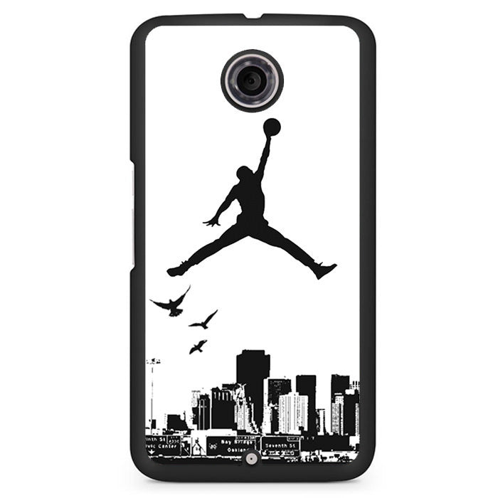Air Jordan Uptown Phonecase Cover Case For Google Nexus 4 Nexus 5 Nexus 6 - tatumcase