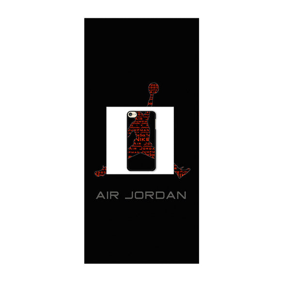 Air Jordan Phonecase Cover Case For Apple Ipod 4 Ipod 5 Ipod 6 - tatumcase