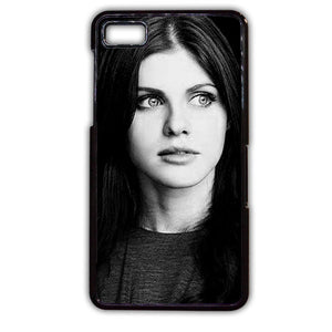 Alexandra Daddario Classic Photo TATUM-462 Blackberry Phonecase Cover For Blackberry Q10, Blackberry Z10 - tatumcase