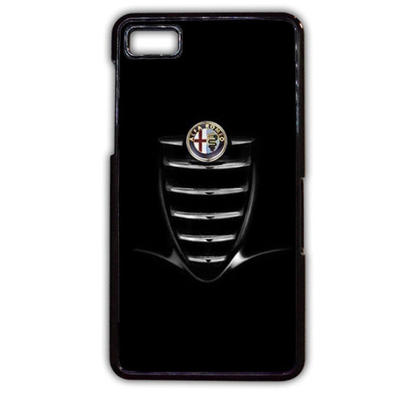 Alfa Romeo Black Giulia TATUM-470 Blackberry Phonecase Cover For Blackberry Q10, Blackberry Z10 - tatumcase