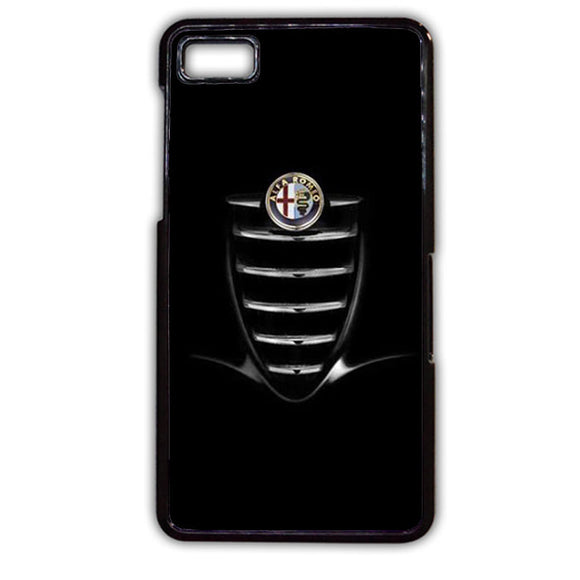 Alfa Romeo Black Giulia Phonecase Cover Case For Blackberry Q10 Blackberry Z10 - tatumcase