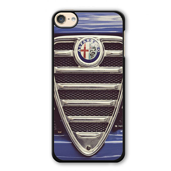 Alfa Romeo Blue Giulia Phonecase Cover Case For Apple Ipod 4 Ipod 5 Ipod 6 - tatumcase