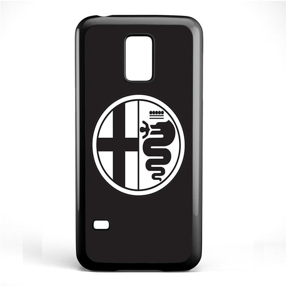 Alfa Romeo Car Logo Phonecase Cover Case For Samsung Galaxy S3 Mini Galaxy S4 Mini Galaxy S5 Mini - tatumcase