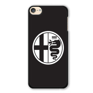 Alfa Romeo Car Logo Phonecase Cover Case For Apple Ipod 4 Ipod 5 Ipod 6 - tatumcase