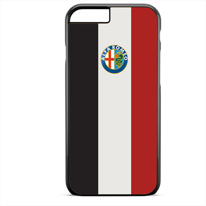 Alfa Romeo Cool Logo Phonecase For Iphone 4/4S Iphone 5/5S Iphone 5C Iphone 6 Iphone 6S Iphone 6 Plus Iphone 6S Plus - tatumcase