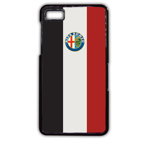Alfa Romeo Cool Logo Phonecase Cover Case For Blackberry Q10 Blackberry Z10 - tatumcase