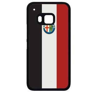 Alfa Romeo Cool LogoPhonecase Cover Case For HTC One M7 HTC One M8 HTC One M9 HTC ONe X - tatumcase