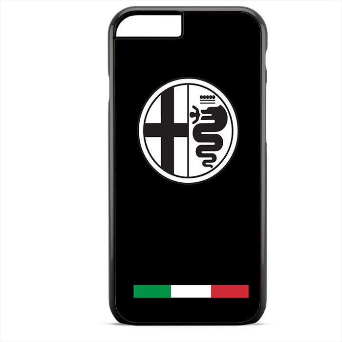 Alfa Romeo From Italy Phonecase For Iphone 4/4S Iphone 5/5S Iphone 5C Iphone 6 Iphone 6S Iphone 6 Plus Iphone 6S Plus