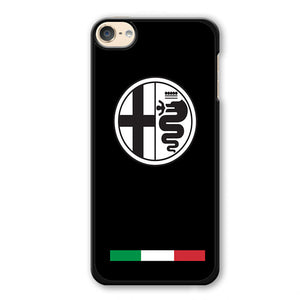 Alfa Romeo From Italy Phonecase Cover Case For Apple Ipod 4 Ipod 5 Ipod 6 - tatumcase