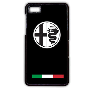 Alfa Romeo From Italy Phonecase Cover Case For Blackberry Q10 Blackberry Z10 - tatumcase