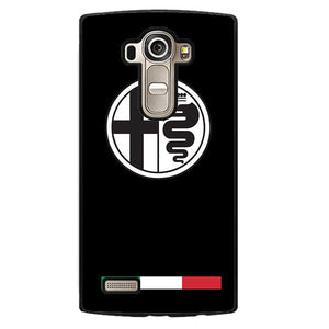 Alfa Romeo From Italy Phonecase Cover Case For LG G3 LG G4 - tatumcase