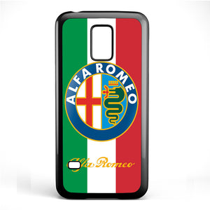 Alfa Romeo Italy Phonecase Cover Case For Samsung Galaxy S3 Mini Galaxy S4 Mini Galaxy S5 Mini - tatumcase