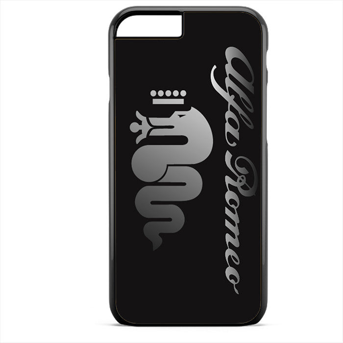 Alfa Romeo Snake Logo Phonecase For Iphone 4/4S Iphone 5/5S Iphone 5C Iphone 6 Iphone 6S Iphone 6 Plus Iphone 6S Plus