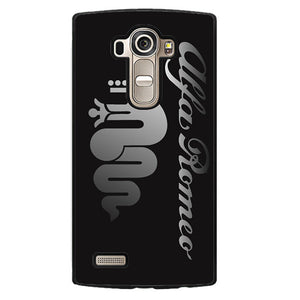 Alfa Romeo Snake Logo Phonecase Cover Case For LG G3 LG G4 - tatumcase