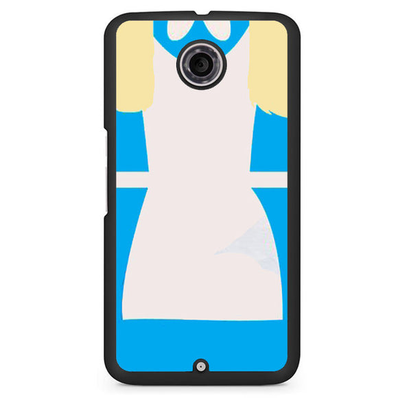 Alice Cloth Phonecase Cover Case For Google Nexus 4 Nexus 5 Nexus 6 - tatumcase
