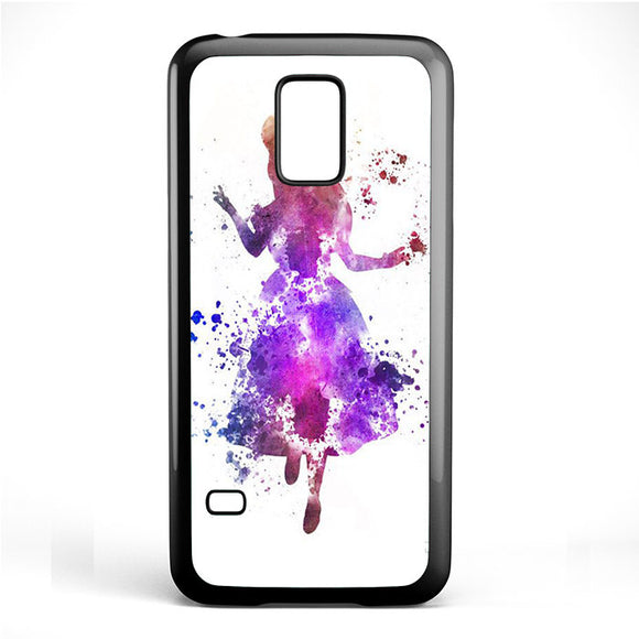 Alice Colourful Phonecase Cover Case For Samsung Galaxy S3 Mini Galaxy S4 Mini Galaxy S5 Mini - tatumcase