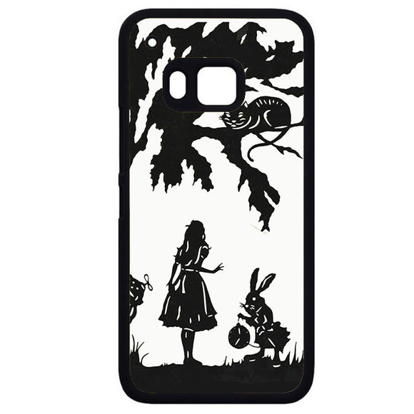 Alice Cool PosterPhonecase Cover Case For HTC One M7 HTC One M8 HTC One M9 HTC ONe X