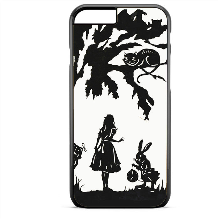 Alice Cool Poster Phonecase For Iphone 4/4S Iphone 5/5S Iphone 5C Iphone 6 Iphone 6S Iphone 6 Plus Iphone 6S Plus