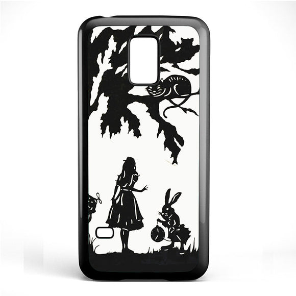 Alice Cool Poster Phonecase Cover Case For Samsung Galaxy S3 Mini Galaxy S4 Mini Galaxy S5 Mini - tatumcase