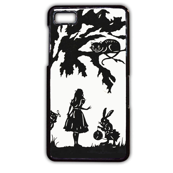 Alice Cool Poster Phonecase Cover Case For Blackberry Q10 Blackberry Z10 - tatumcase