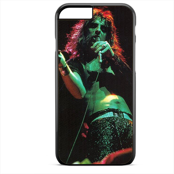 Alice Cooper On Stage Phonecase For Iphone 4/4S Iphone 5/5S Iphone 5C Iphone 6 Iphone 6S Iphone 6 Plus Iphone 6S Plus