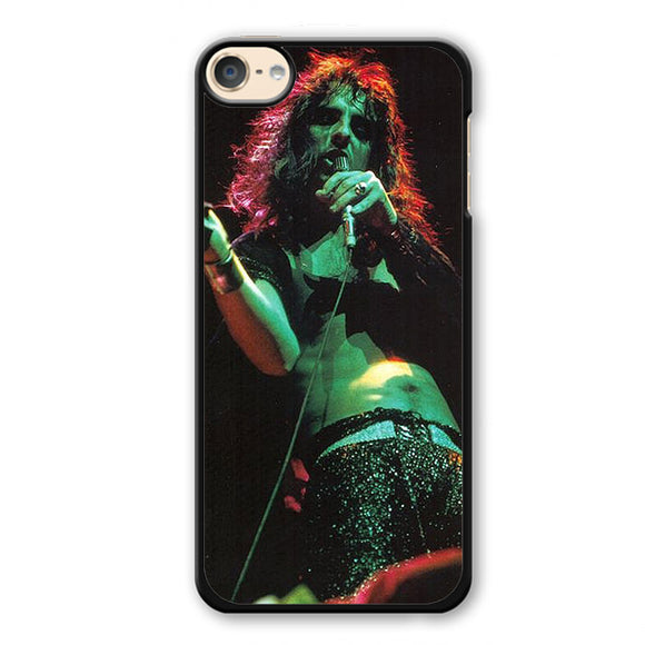 Alice Cooper On Stage Phonecase Cover Case For Apple Ipod 4 Ipod 5 Ipod 6 - tatumcase