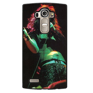 Alice Cooper On Stage Phonecase Cover Case For LG G3 LG G4 - tatumcase