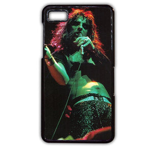 Alice Cooper On Stage Phonecase Cover Case For Blackberry Q10 Blackberry Z10 - tatumcase