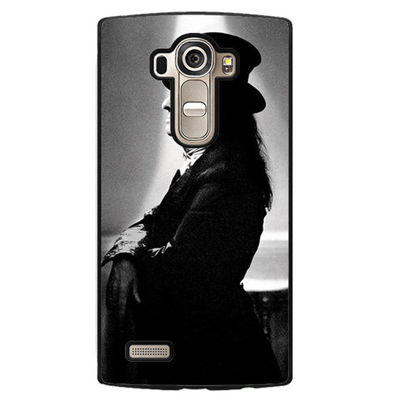Alice Cooper With Magician Hat Phonecase Cover Case For LG G3 LG G4 - tatumcase