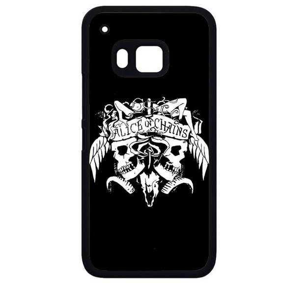 Alice In ChainsPhonecase Cover Case For HTC One M7 HTC One M8 HTC One M9 HTC ONe X - tatumcase