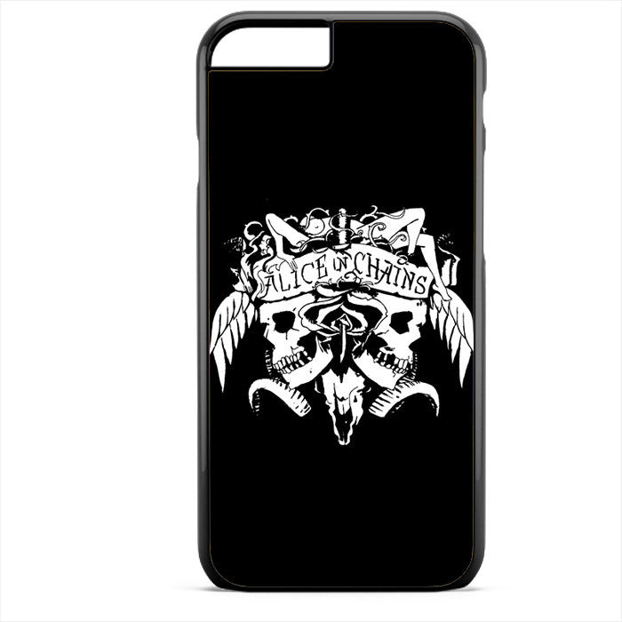 Alice In Chains Phonecase For Iphone 4/4S Iphone 5/5S Iphone 5C Iphone 6 Iphone 6S Iphone 6 Plus Iphone 6S Plus - tatumcase