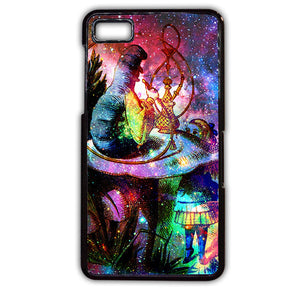 Alice In Wonderland Caterpilar Phonecase Cover Case For Blackberry Q10 Blackberry Z10 - tatumcase