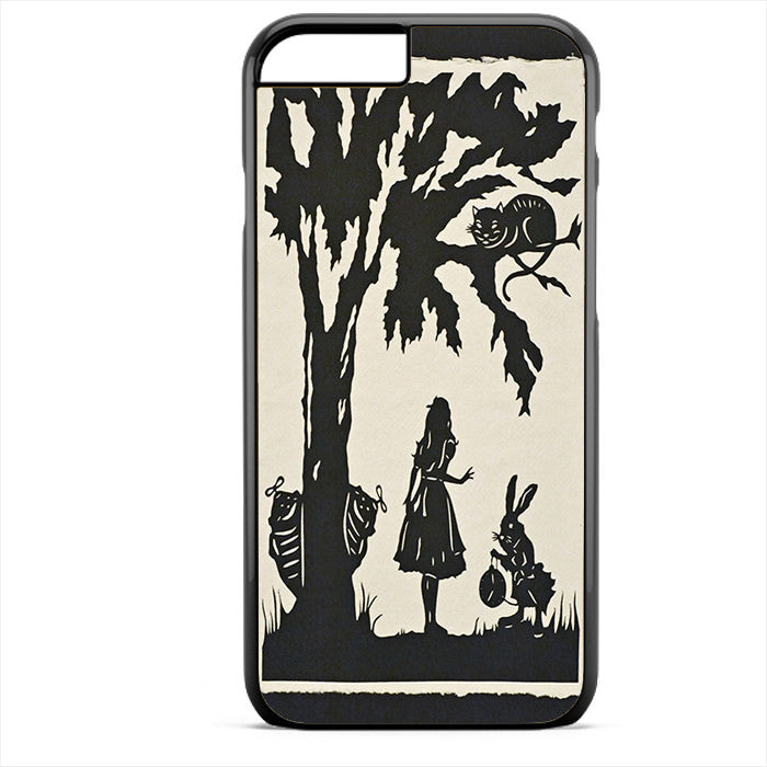 Alice In Wonderland Nightmare Phonecase For Iphone 4/4S Iphone 5/5S Iphone 5C Iphone 6 Iphone 6S Iphone 6 Plus Iphone 6S Plus - tatumcase