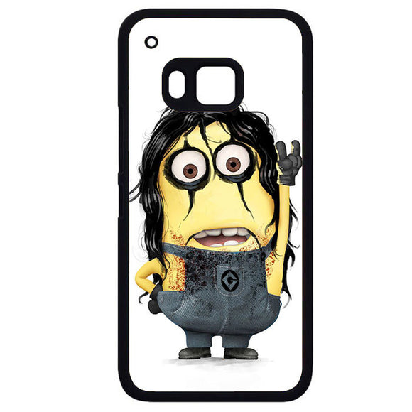 Alice Cooper MinionPhonecase Cover Case For HTC One M7 HTC One M8 HTC One M9 HTC ONe X - tatumcase