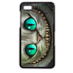Alice In Wonderland Cheshire Cat TATUM-516 Blackberry Phonecase Cover For Blackberry Q10, Blackberry Z10 - tatumcase