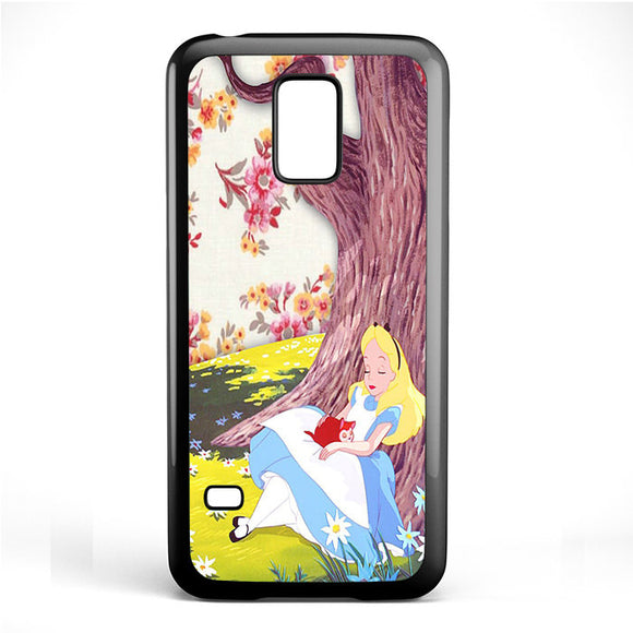 Alice In Wonderland Cool Phonecase Cover Case For Samsung Galaxy S3 Mini Galaxy S4 Mini Galaxy S5 Mini - tatumcase
