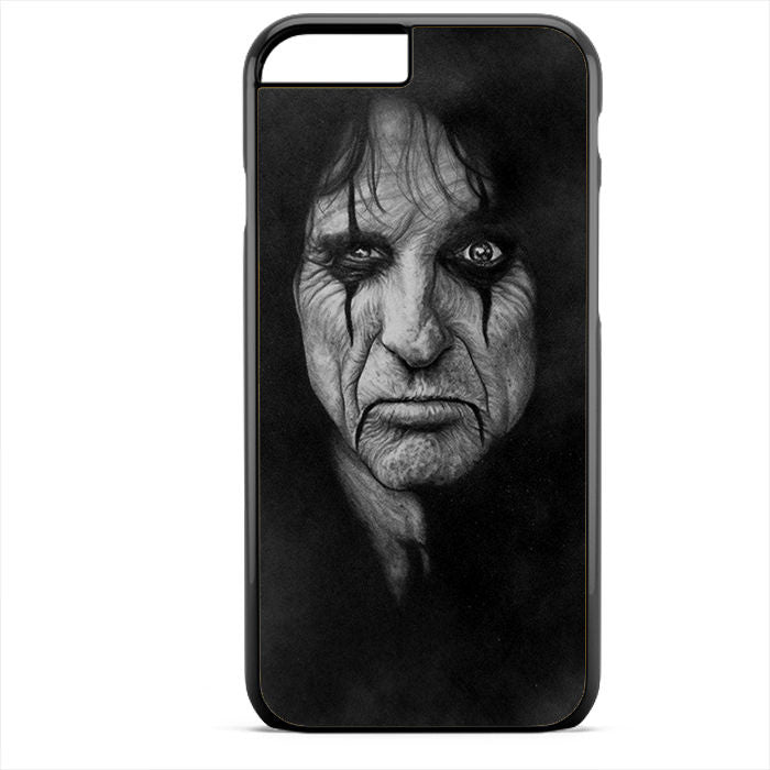 Alice Cooper Phonecase For Iphone 4/4S Iphone 5/5S Iphone 5C Iphone 6 Iphone 6S Iphone 6 Plus Iphone 6S Plus