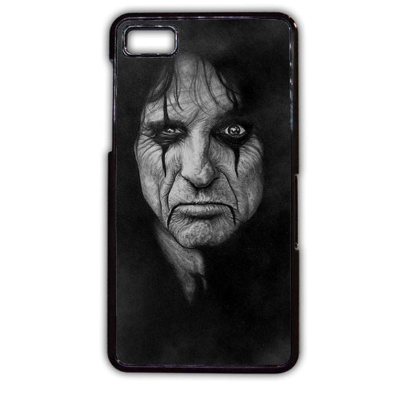 Alice Cooper TATUM-492 Blackberry Phonecase Cover For Blackberry Q10, Blackberry Z10 - tatumcase