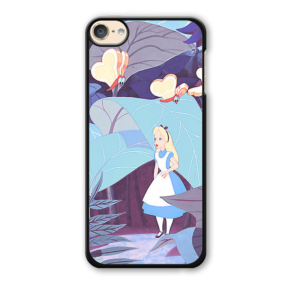 Alice's Adventure Phonecase Cover Case For Apple Ipod 4 Ipod 5 Ipod 6 - tatumcase