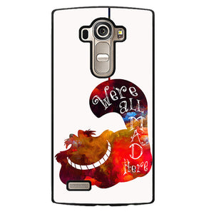 Alice's Cat Phonecase Cover Case For LG G3 LG G4 - tatumcase