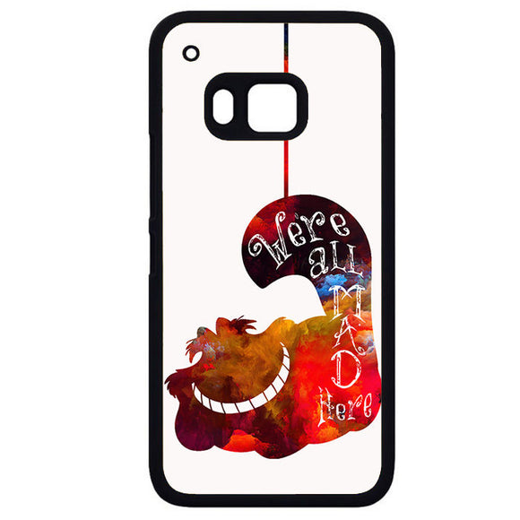 Alice's CatPhonecase Cover Case For HTC One M7 HTC One M8 HTC One M9 HTC ONe X - tatumcase