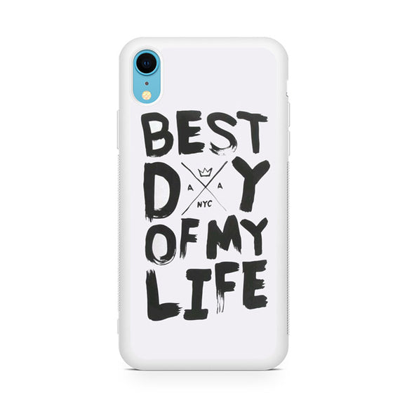American Author Best day of my life,Custom Phone Case, iPhone XR Case, Tatumcase