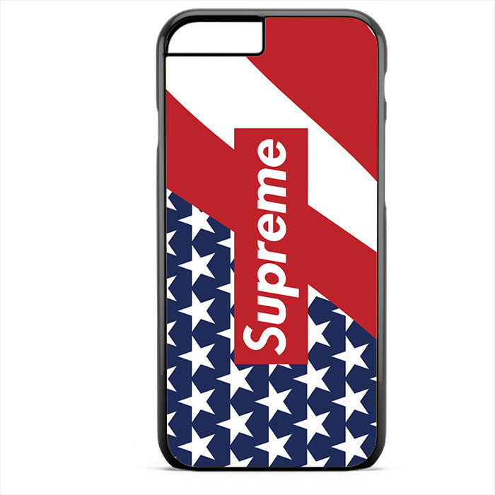 American Supreme Phonecase For Iphone 4/4S Iphone 5/5S Iphone 5C Iphone 6 Iphone 6S Iphone 6 Plus Iphone 6S Plus