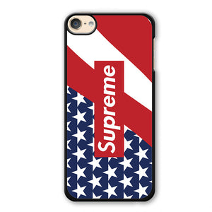 American Supreme Phonecase Cover Case For Apple Ipod 4 Ipod 5 Ipod 6
