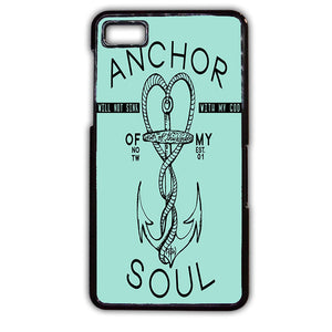 Anchor TATUM-740 Blackberry Phonecase Cover For Blackberry Q10, Blackberry Z10
