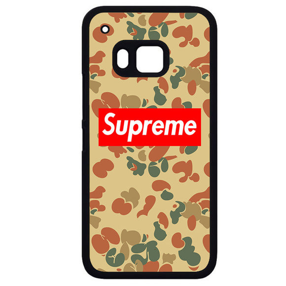Antique Camo SupremePhonecase Cover Case For HTC One M7 HTC One M8 HTC One M9 HTC ONe X