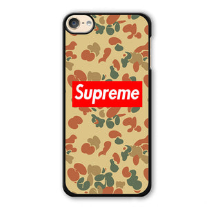Antique Camo Supreme Phonecase Cover Case For Apple Ipod 4 Ipod 5 Ipod 6