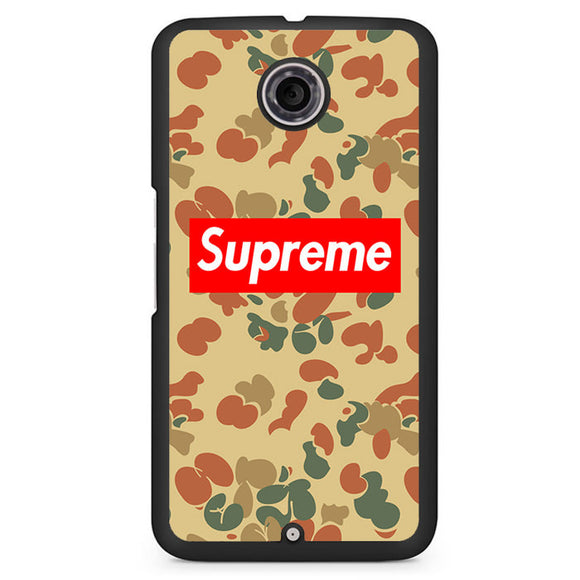 Antique Camo Supreme Phonecase Cover Case For Google Nexus 4 Nexus 5 Nexus 6